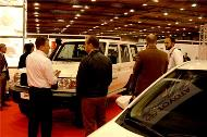 TGS attends AidEx 2014 in Brussels