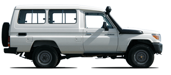 Land Cruiser 78 Hardtop 13 seater